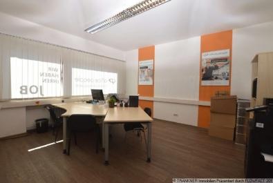 Helle Büroräume in Stadtnähe