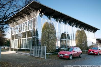 Bürogebäude mit vielen Möglichkeiten