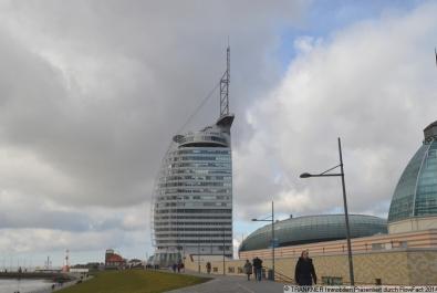 Bürofläche im Sail City