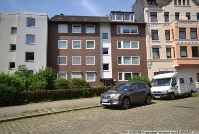 Helle Singlewohnung mitten in Bremerhaven