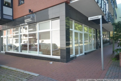 Ladenlokal am Neumarkt in Geestemünde