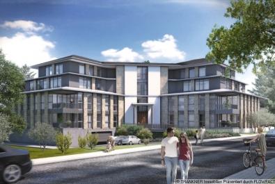 Stadtgarten Wulsdorf - Wohnungsbeispiel