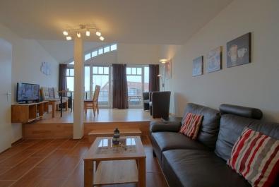 Hochwertiges Apartment mit Meerblick