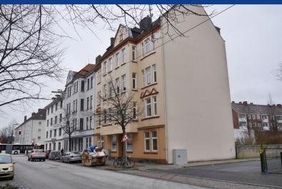 Bremerhaven-Geestemünde: Erstbezug nach Renovierung