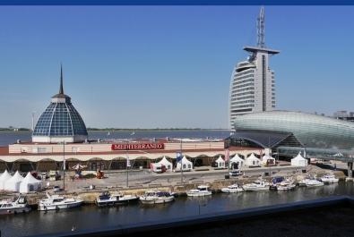 Bremerhaven-Mitte: Allseits Blickfang