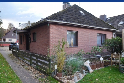 Geestland-Drangstedt: Klassischer 70er-Jahre Bungalow