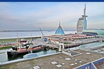 Bremerhaven-Mitte: Nicht nur dabei, sondern mittendrin...