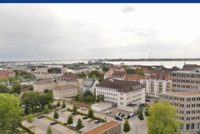 Bremerhaven-Geestemünde: Tolle Aussichten