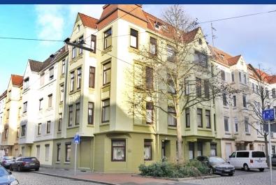 Bremerhaven-Lehe: Helle Wohnung zu beziehen
