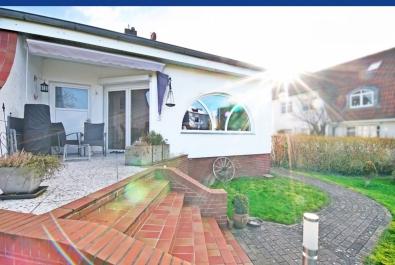 Bremerhaven-Königsheide: Die Sonne genießen
