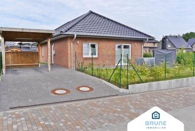 Bremerhaven-Leherheide: Ebenerdiges, neuwertiges Investment