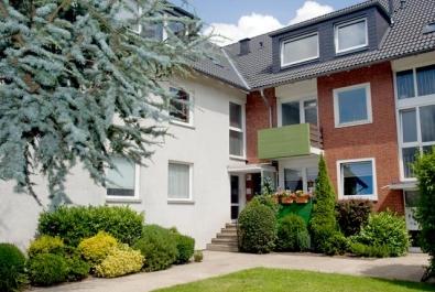 Immobilien Rosenberg - Eigentumswohnung am Bürgerpark